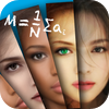 平均顔合成ツール Average Face - p < .05
