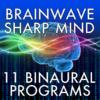 Brain Wave Sharp Mind ™ - 11 Binaural Brainwave Entrainment Programs for Mental Performance - Banzai Labs