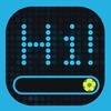 LEDhit - LEDディスプレイメッセンジャーアプリ