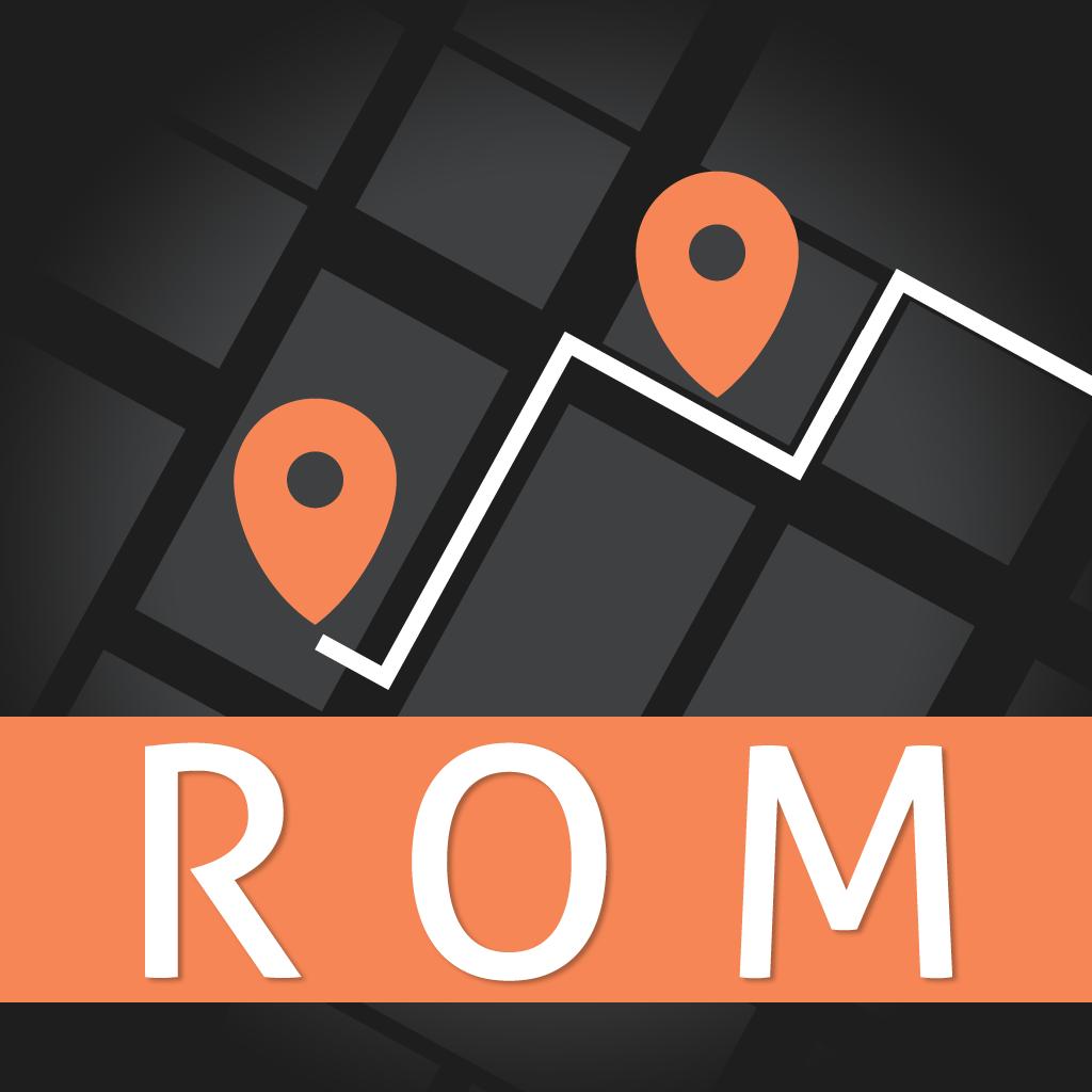 ローマ 旅行ガイド - 拡張現実感ありのオフラインの市街地図およびメトロ - 観光者向けの公式シティーガイド.