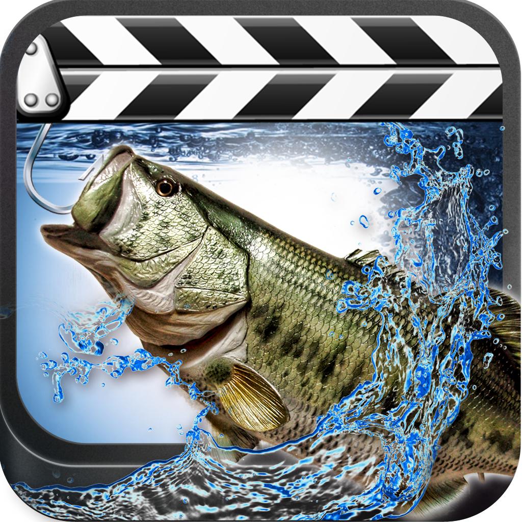 釣り動画 - FishingTube ブラックバスやシーバス、ルアー釣り等の魚釣り好きのための無料の釣り動画アプリ - Daiki Yajima