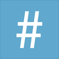 #Hashtags - More likes und followers for social networks