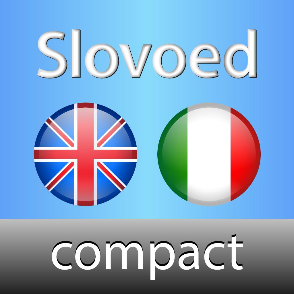 English <-> Italian Slovoed Compact talking dictionary