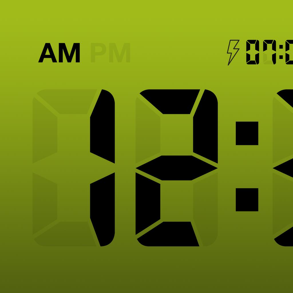 LCD Clock - forYou inc.